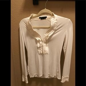 TIMELESS CHIC BCBG Top EXCELLENT COND